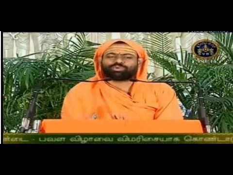 Part1 - Sri Medha Dakshinamurthy Vaibhavam - Sri Paripoornananda Saraswati Swami pravachanam