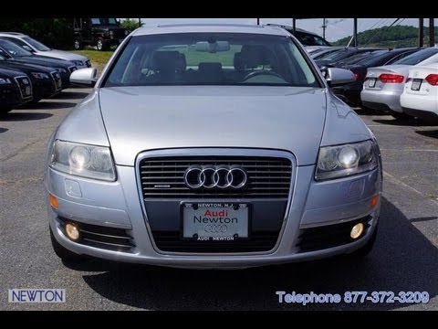 2005 Audi A6 3 2 Quattro Sedan Youtube