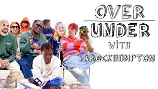 Brockhampton Rate Tinder, Tupac and Reddit | Over/Under | Pitchfork