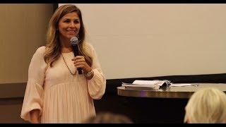 Kellie Copeland - Anaheim Pastor's Breakfast