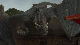 Ejderha Çukurunda Dragon Büyük Girişi I Game of thrones 7.sezon Final