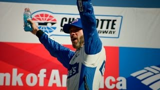 Winner s Weekend: Jimmie Johnson - Charlotte | NASCAR RACE HUB