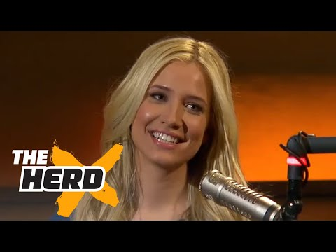 Katie Nolan in studio with Colin | THE HERD (FULL INTERVIEW)
