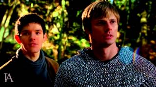 Merlin | And did those feet in ancient time....