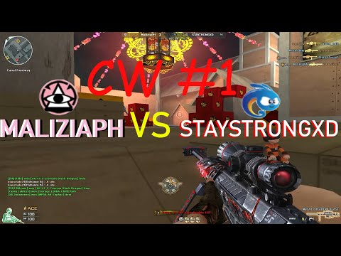 MaliziaPH vs StaystrongXD Crossfire PH Clan War Shanxi Sniper Only Gameplay #1 MUNTIK NA! MATALO!