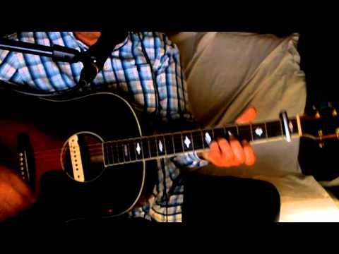 It Had To Be Badfinger Mike Gibbins Acoustic Cover w/ Johnson JSD-66