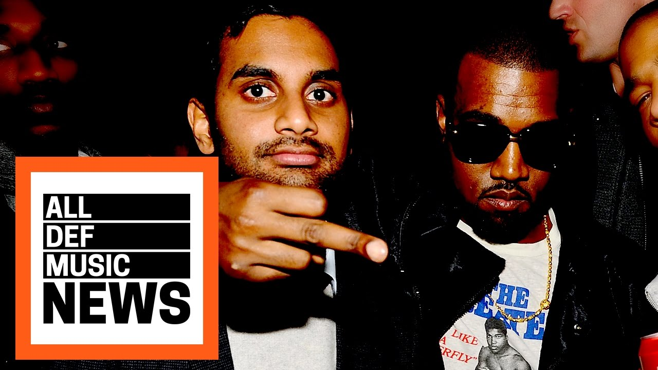 vogue asks aziz ansari to rank favorite kanye albums youtube