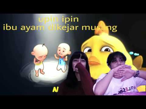 101 Foto Gambar Meme Upin Ipin Oh Kasihan Terlihat Cantik