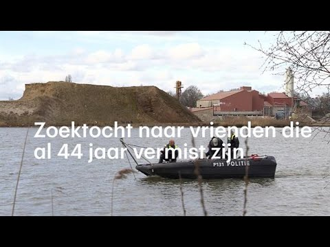 Nieuwe zoektocht naar sinds 1974 vermiste mannen  - RTL NIEUWS
