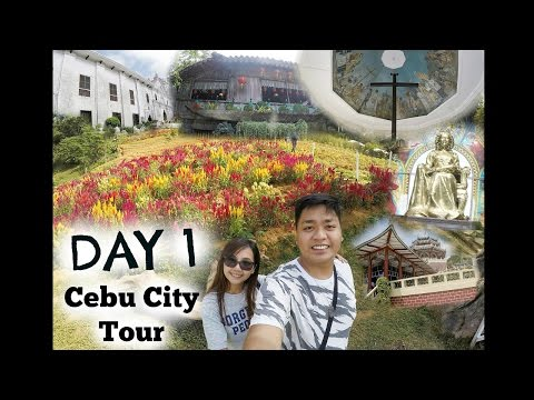 Cebu City Tour (DAY 1) - tRRavel Diary