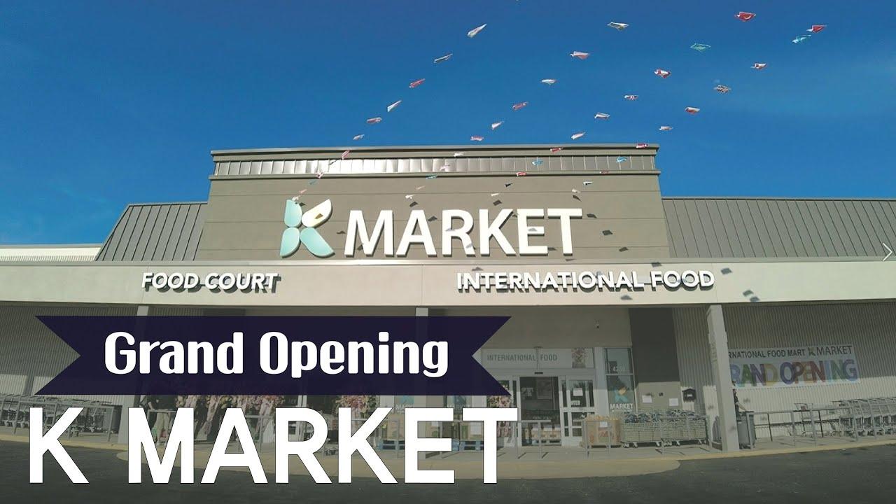 GRAND OPENING VIDEO