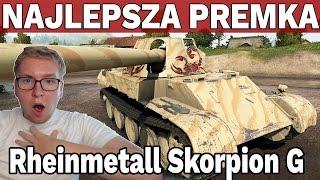 NAJLEPSZY PREMIUM - Rheinmetall Skorpion G - BITWY - World of Tanks