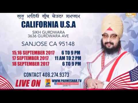 San Jose California Tour 2017 |  Event Promo