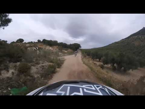 s70vef  andalucia trail world  trail riding spain