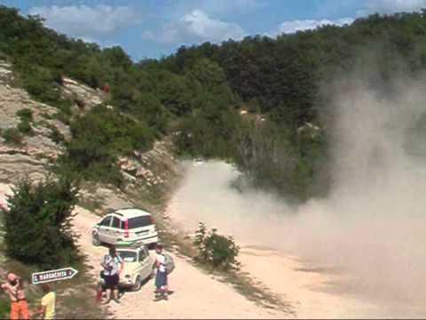 24° Rally San Crispino - Città Di Gubbio 2011 - Prima Tappa