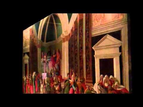 Edward Aydin @ 'The story of Virginia' Sandro Botticelli Opening Poldi Pezzoli Milan Jan 2011