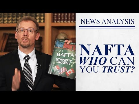 NAFTA: Jobs are the Least of Your Worries