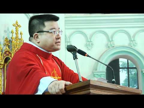 Bài giảng thánh lễ Mở tay Cha Tĩnh  17/4/2011