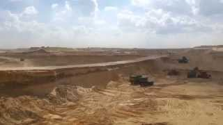 New Suez Canal: The scene of the dig November 16, 2014