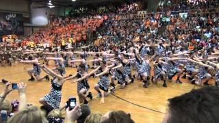 Pennsbury Sports Night 2014 Caveman Dance