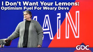 I Don't Want Your Lemons: Optimism Fuel for Weary Devs