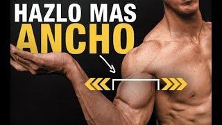 Cómo Obtener Bíceps Más Anchos (¡SIEMPRE FUNCIONA!)