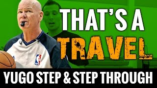 IS THAT A TRAVEL? NBA Rules Revealed...Were you right?