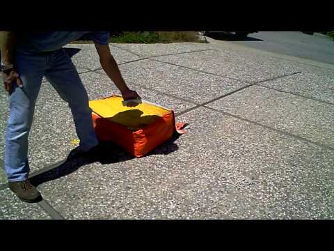 Life Raft, 40 Years Old Part 1 of 3