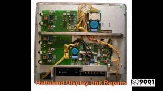 Hatteland Display  Unit Repairs @ Advanced Micro Services Pvt. Ltd,Bangalore,India