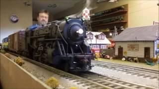 Running Lionel, MTH, and K-Line O-Gauge Trains