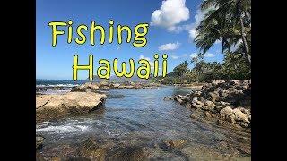 Fishing Hawaii Oahu Waikiki Ko Olina
