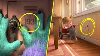 10 Errores Estúpidos en las Películas de Disney y Pixar