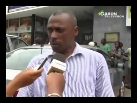 RTG - Reprise des activités à Gabon Poste Bank, l'argent et les usagers sont au rendez-vous