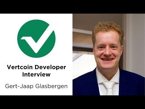 Gert-Jaap Glasbergen - Vertcoin Developer Interview with LRN.FM's Crypto Hour