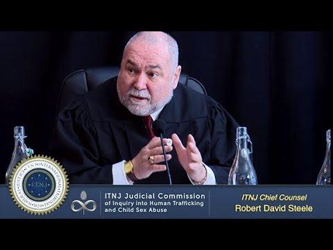 Chief Counsel Robert David Steele (ITNJ Seating)