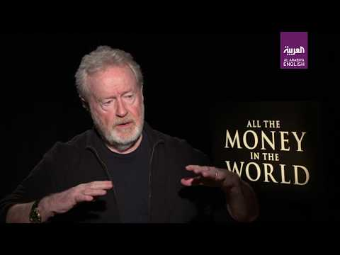Ridley Scott on Kevin Spacey, All the Money in the World, and why Blade Runner 2049 bombed