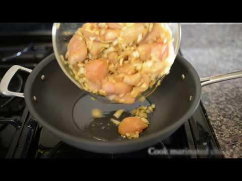 Gluten Free Broccoli And Chicken Stir Fry