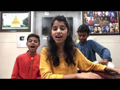 Kajra Mohabbat Wala ( Cover ) By Rishav Thakur, Maithili Thakur And Ayachi Thakur