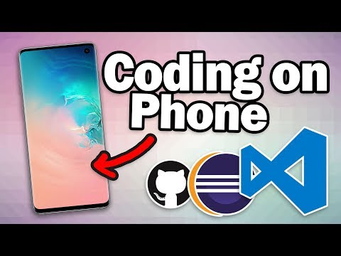 This Phone Runs Linux And VSCode