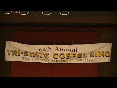 64 TH ANNUAL GOSPEL SING - WILLIS CANADA