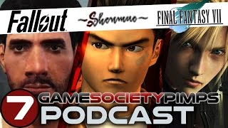 Fallout 4, Shenmue 3, Final Fantasy 7, Greatest E3 Ever? - GS-Podcast (E07)