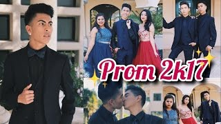 Prom Vlog 2017: Get Ready With Me! | Louie's Life