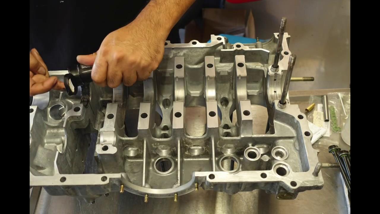 02 - Engine Case - Porsche 911 Engine Rebuild