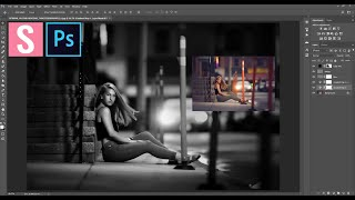 How to create dramatic black and white photos in Photoshop