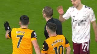 Wolves vs Arsenal 2:1   Pregled Utakmice   SPORT KLUB FUDBAL