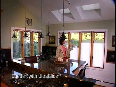 Duette Blinds - Duette honeycomb shades product introduction.