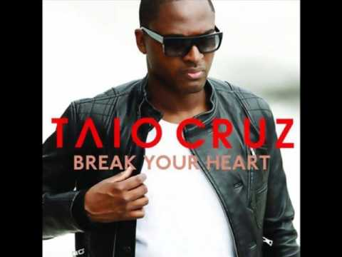 Taio Cruz - Break Your Heart (Instrumental)