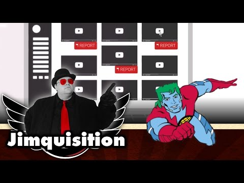 YouTube Heroes (The Jimquisition)