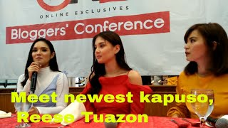 Meet newest kapuso, Reese Tuazon