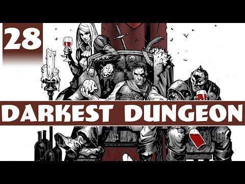 Darkest Dungeon - Crimson Court DLC Gameplay - Part 28 - Epic Courtyard
